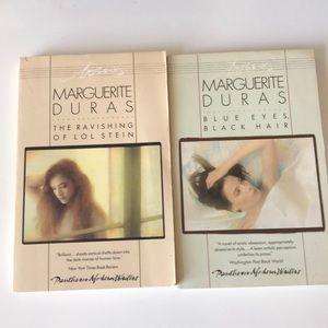 📚Marguerite Duras book bundle